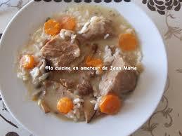 cuisine à la cocotte minute blanquette de veau cocotte minutes la cuisine en de jean