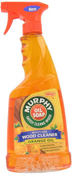 how to use murphy s soap on wood cabinets murphy soap 01031 multi use wood cleaner with orange