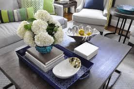15 pretty ways style a coffee table