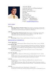 Canadian Resume Template Model Resume Format Doc 100 Images Canadian Resume Format Doc