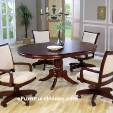 fresh ideas rolling dining room chairs pretty dining room chairs