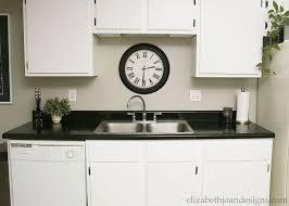 Kitchen Countertops Laminate Best 25 Painting Laminate Countertops Ideas On Pinterest Paint