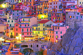 Colorful City 10 Most Colorful Cities In The World Peachypost Com