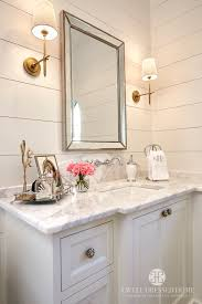 hewett home master bed and bath bathroom pinterest powder master bathroom wow lights mirror love features white vanity topped with marble under faucet lining curved backsplash and beveled beaded