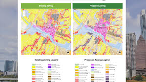 Dc Zoning Map Austin U0027s Codenext Maps Tweaked For Errors Austin Business Journal