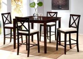 high dining room tables and chairs tall dining room tables sets