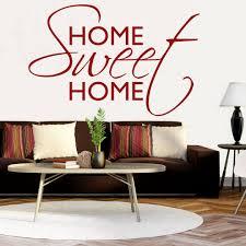 wandtattoo home sweet home deko für unser zuhause wall art de