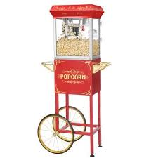 popcorn rental machine rolling popcorn machine iparty rental miami
