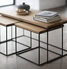 Wood Design Coffee Table by Best 25 Nesting Tables Ideas On Pinterest Painted Nesting