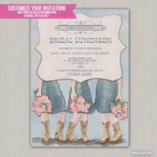 bridal lunch invitations illustrated calligraphy bridal luncheon invitations bb shop