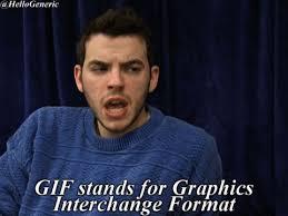 Correct Pronunciation Of Meme - gif vs jif gif on imgur