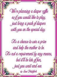 raffle baby shower best 25 raffle poem ideas on baby shower