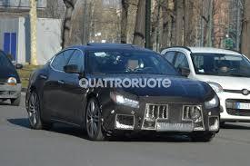 Maserati Ghibli Prova E Opinioni La Prova Della S Q4