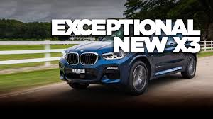 2017 bmw x3 vs 2018 bmw x3 review specification price caradvice