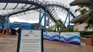 Sea World Orlando Map by Seaworld Orlando Mako Review U2013 Coaster Chit Chat