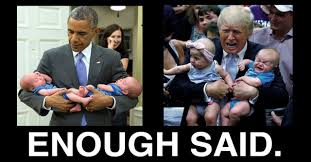 Obama Funny Memes - 25 hilarious memes proving trump will never measure up to obama