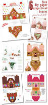 192 best paper craft x mas images on pinterest christmas