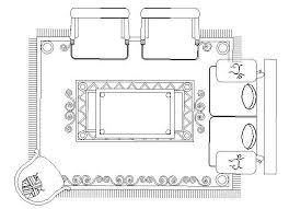 plan a room layout free living room layout cad drawing cadblocksfree cad blocks free