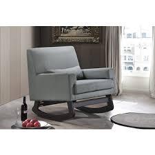 Gray Rocking Chair Baxton Studio Imperium Rocking Chair Gray Bj U0027s Wholesale Club