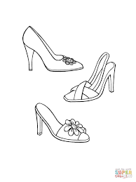 shoes for men coloring page free printable coloring pages