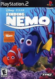 disney pixar finding nemo box shot playstation 2 gamefaqs