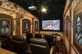 the jumanji themed movie theater at the great escape lakeside near