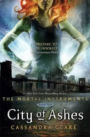 city of ashes the mortal instruments 2 by clare