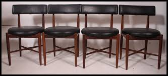 G Plan Dining Room Furniture by A Set Of 4 Kofod Larsen Dining Chairs For G Plan Dining Chairs