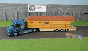 mod hous fritzes modellbörse 67539 tekno scania t with wood hous