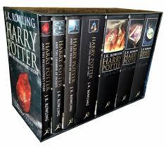 harry potter et la chambre des secrets complet vf harry potter complete series uk edition hardcover box set out