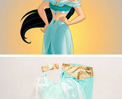 Jasmine Costume Halloween Diy Princess Jasmine Costume Disney Family