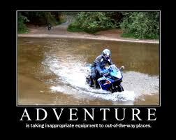 Adventure Meme - adventure motorcyclememes