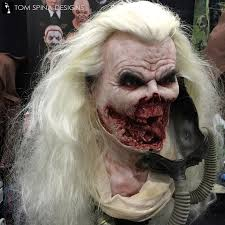 halloween busts monsterpalooza trade show and convention 2016 tom spina designs