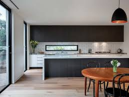 dining table kitchen island home decorating trends homedit blairgowrie house island kitchen dining table kitchens pinterest