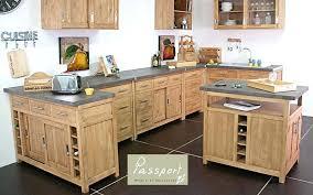 meuble de cuisine en bois meuble de cuisine en bois massif idaces de daccoration intacrieure