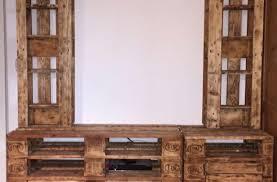 ein tv möbel aus paletten selber bauen heimwerkerking