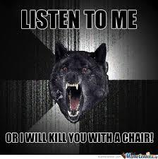 Listen To Me Meme - listen to me by recyclebin meme center