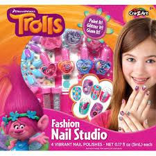 cra z art trolls nail studio walmart com