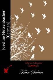 josefine mutzenbacher 9781511948685 josefine mutzenbacher german german edition