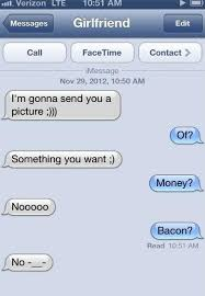 Funny Texting Jokes - funny text send you a picture