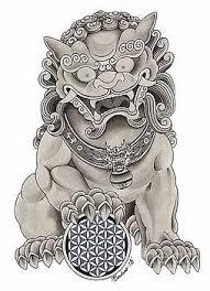 images of foo dogs best 25 foo dog tattoo ideas on foo dog japanese