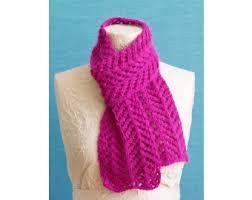 knitting pattern for angora scarf angora lace scarf pattern knit lion brand yarn