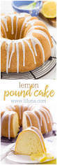 lemon pound cake recipe pound cakes glaze and lemon