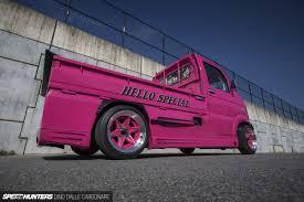 kei truck micro machine the kei drift truck speedhunters