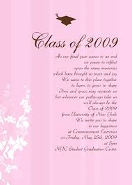 cute graduation party invitation wording custom invitations