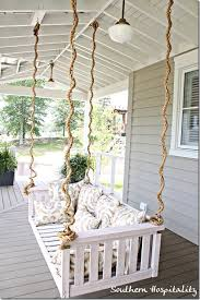 southern front porch swing u2013 decoto