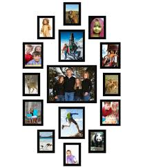 adorable photo frames photo frame collage for home decor 15 photo