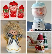 Decorated Jars For Christmas Creative Terra Cotta Pot Christmas Crafts Crafty Morning