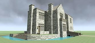 duncan castle plan u2013 tyree house plans