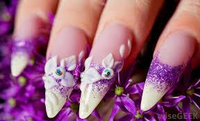 3d care bears japanese nail art design idea